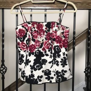 White House Black Market Bustier